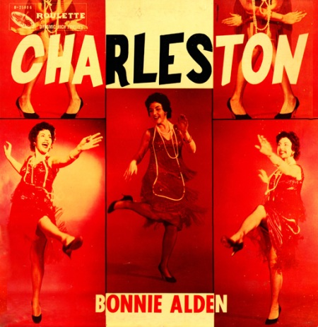 <i>Charleston</i> released on Roulette Records 1957